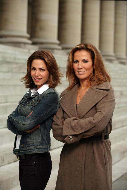 femme de loi avec Noemie Elbaz (Emilie Jeanson) et Natacha Amal