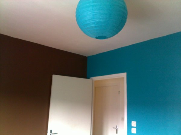 Stunning Deco Chambres Chocolat Et Turquoise Photos - Design Trends ...